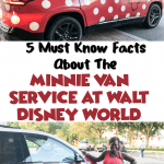 5 Must Know Things About The Minnie Van Service At Walt Disney World