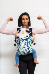 Disney Incredibles 2 Lillebaby Baby Carrier