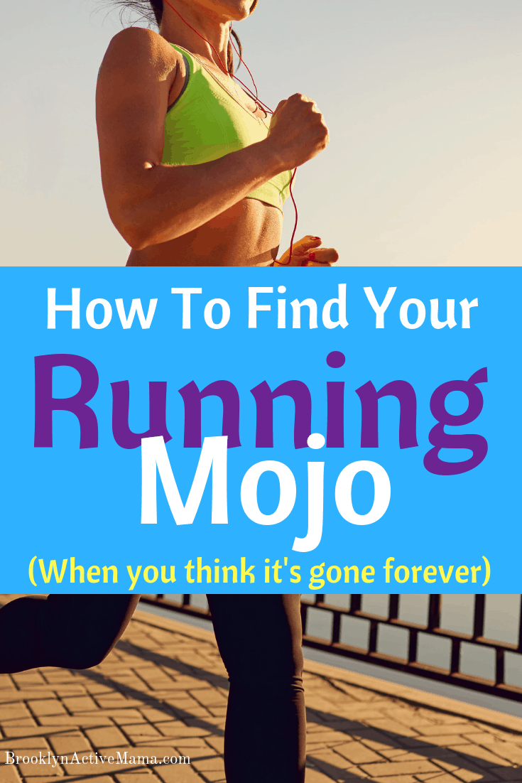 Sick of running? Can't quite get out to hit the pavement? Here is how you can find your running mojo again! #running #workout #fitness
