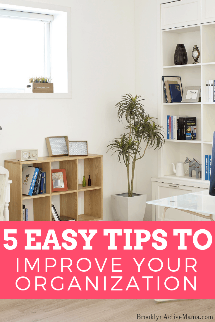 Need to organize your home but don't really know where to start? Start the declutter process with these 5 simple starter tips! #declutter #organization
