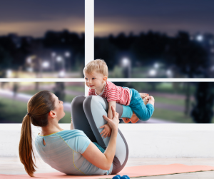 Looking to start a new fitness routine, but you are a busy mom? Check out these tips that will help you make time to workout and feel better overall! Whether you are looking at gaining muscle or losing weight, these tips will help you get where you want to be in your fitness journey! #fitmom #busymom
