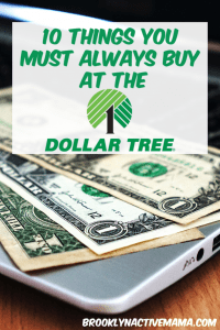 10 Things That You Must Always Buys At Dollar Tree! Save money with these easy everyday items.