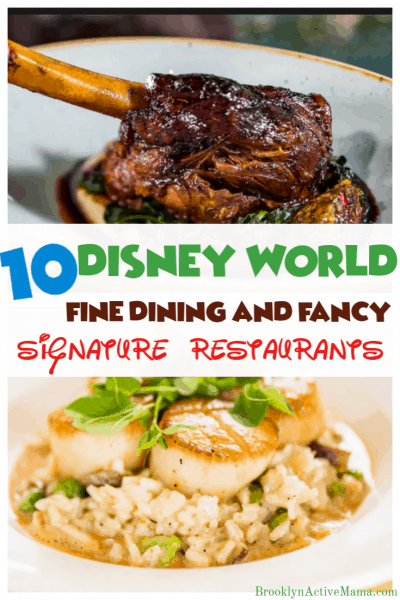 Walt Disney World Dining is more than character meals.These 10 Disney World fine dining restaurants stand above the rest.