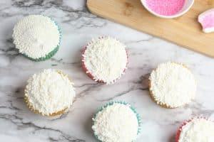 Cute and Easy Bunny Ear Cupcakes