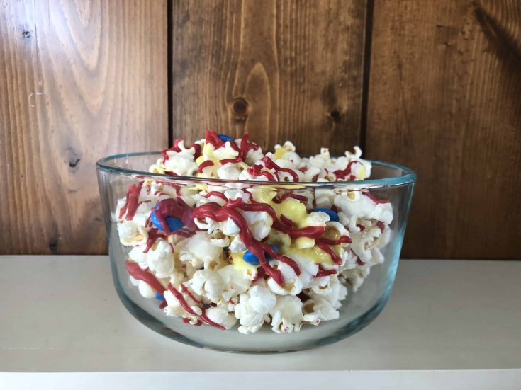 Captain Marvel Superhero Popcorn Recipe: Perfect For Movie Nights!