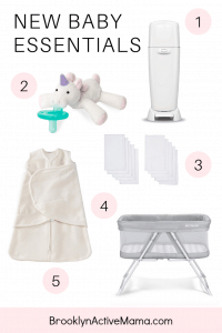 These 5 Essentials You Need for a New Baby are absolutely critical for new parents or caregivers and can be sanity saving in those first few months.