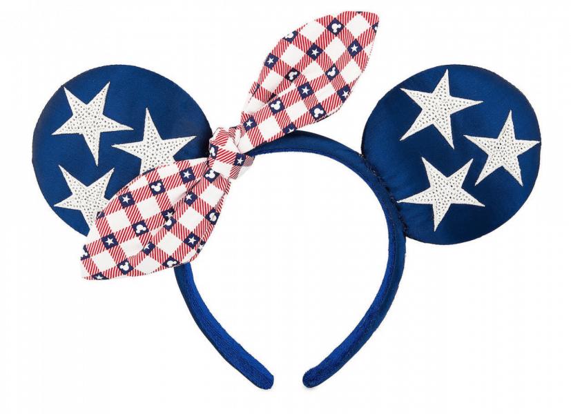 Americana Minnie Mouse Ears