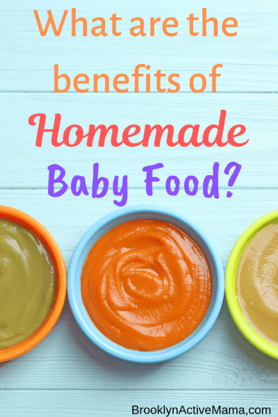 If you're nearing that solid food stage with your baby and wondering what the benefits of homemade food for baby are, then you've come to the right place. Today I'll be sharing the top benefits of making your own baby food to feed your little one when the time comes to try solids with this little child of yours. #baby #newborn #infant