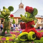 2019 Epcot Flower and Garden Festival: Must See Food and Attractions