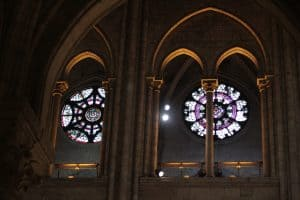 Visiting the Notre Dame Cathedral was one of my most amazing experiences! Check out the photos and the beauty from my experience!