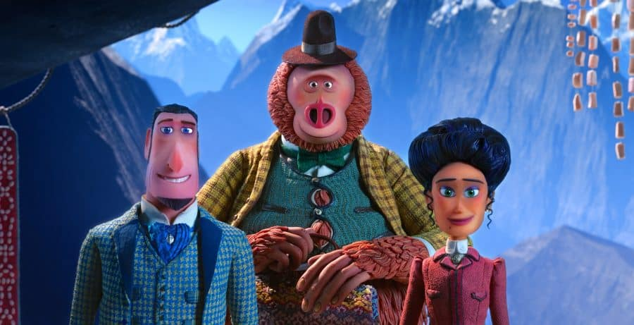 5 Reasons Why You Need To Take The Whole Family To See The Missing Link Film