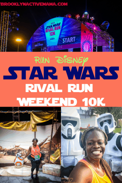 The 2019 Star Wars Rival Run Weekend 10k was one of the most fun and challenging races ever. Check out the full recap and why you should totally run this race!
