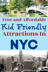 I have gathered some of the iconic free and affordable kid friendly attractions in NYC so that you can get some fun in the city while not breaking the budget.