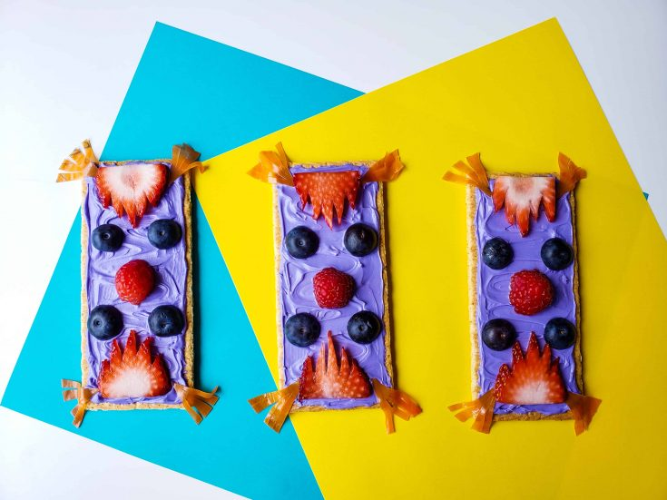 Disney Inspired Snack: Aladdin Magic Carpet Recipe
