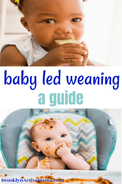 Curious about giving your baby real food right away? Here are all the tips, tricks, and info you need to know about the baby led-weaning method.