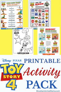 The beloved Toy Story franchise has given us another movie! Celebrate with this Toy Story 4 Printable Activity Pack + A Simple Alien Jello Cup Recipe!