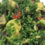 Avocado Kale Salad Recipe - Clean Eating Made Easy