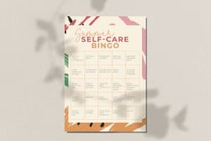 Summer is a great season to do fun warm weather activities! It's so important to take care of yourself too--Check out this summer self care checklist!