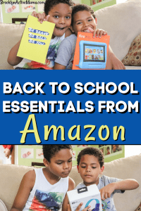A school supply list is one thing but what are the real back to school essentials that you need for elementary school kids? Check out this list of 10 things that you might be missing!