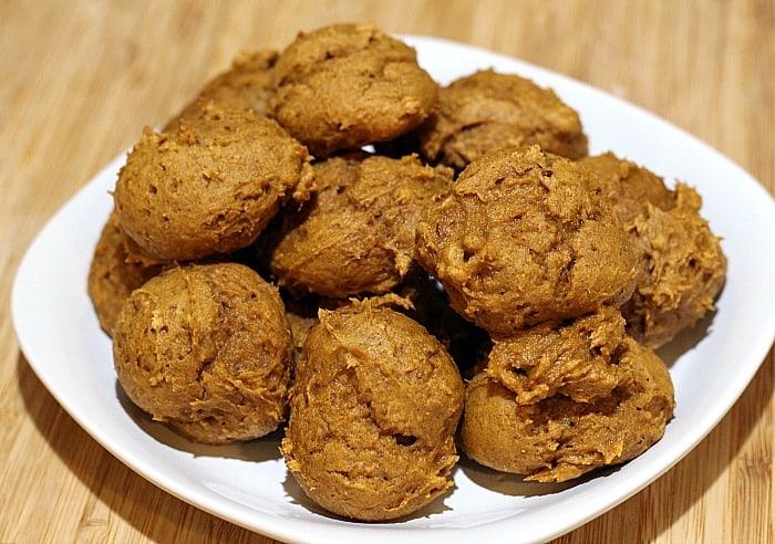 Pumpkin Cookies Only 2 Ingredients