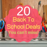 20 Can't Miss Deals On Back To School Supplies