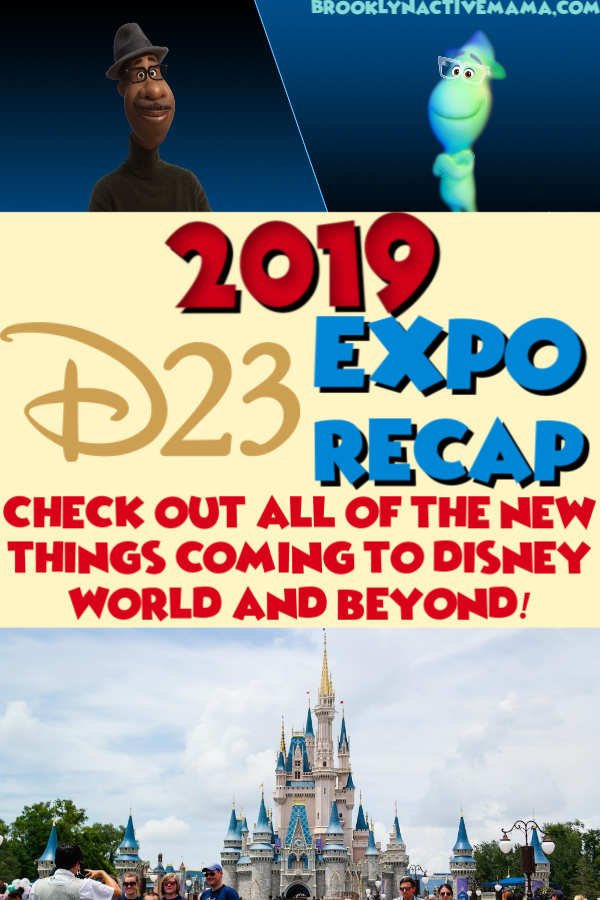 There are so many new and awesome additions coming to the Disney Universe in 2019 and beyond! Check out some of the highlights of the 2019 D23 Expo! #d23expo #disney
