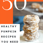 There are so many delicious ways to use pumpkin! Check out these 50 amazing healthy pumpkin recipes for breakfast, lunch, dinner and even snacks!
