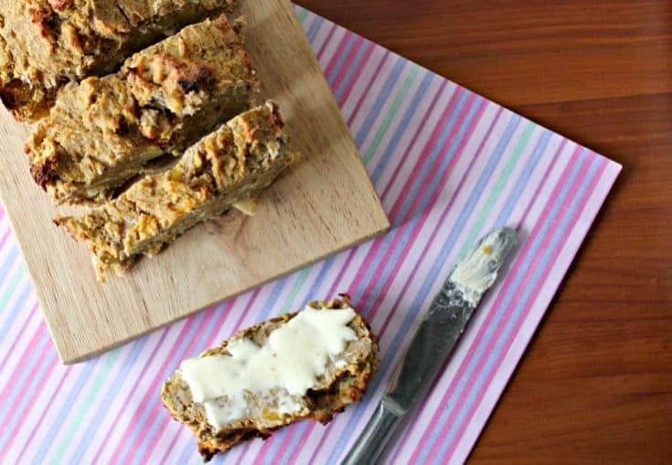 Allergy Friendly | Grain Free Pumpkin Nut Bread