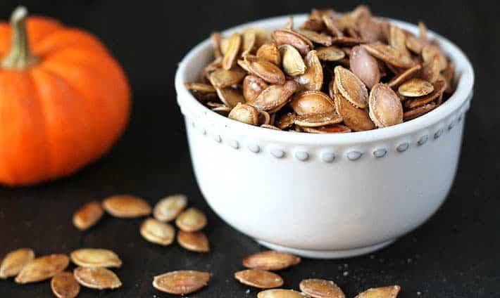 How to Roast Pumpkin Seeds (Best, Easiest Way)