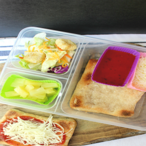 Looking for some new and fun lunch box ideas for kids? Here are 10 sandwich free and nut free ideas to send your kids to school with!