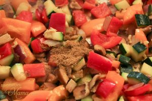 seasoning for veggie tacos