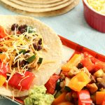 Yummy Veggie Tacos Recipe + How To Get Your Kids To Eat More Vegetables