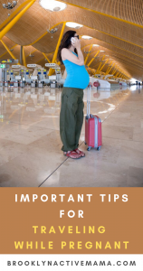 Here are a few tips that will help you to have the best experience traveling while pregnant! Whether you are in your 1st, 2nd or 3rd trimester!