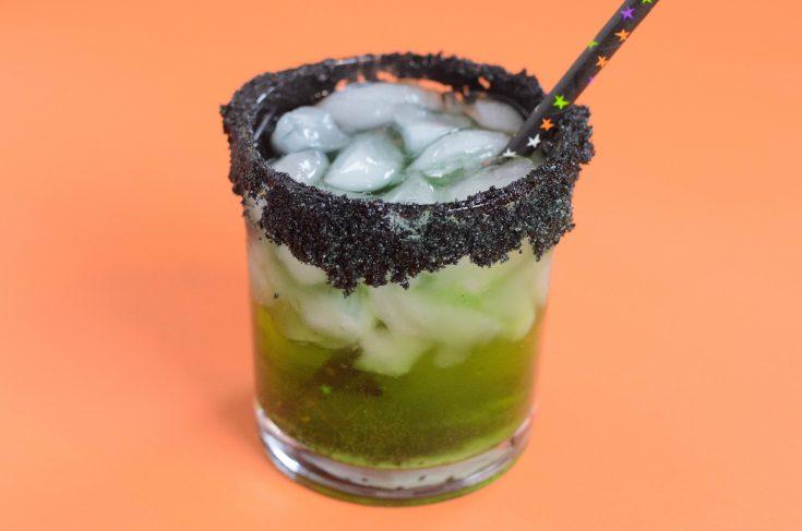 Frankenstein Green Halloween Cocktail Recipe - Perfect For Halloween Parties