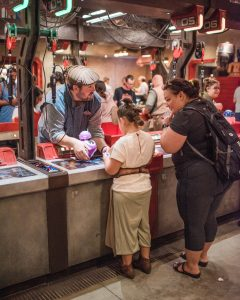 Not sure if you should visit Star Wars Galaxy's Edge? Here are some reasons you should visit even though you are a casual fan of the movies!