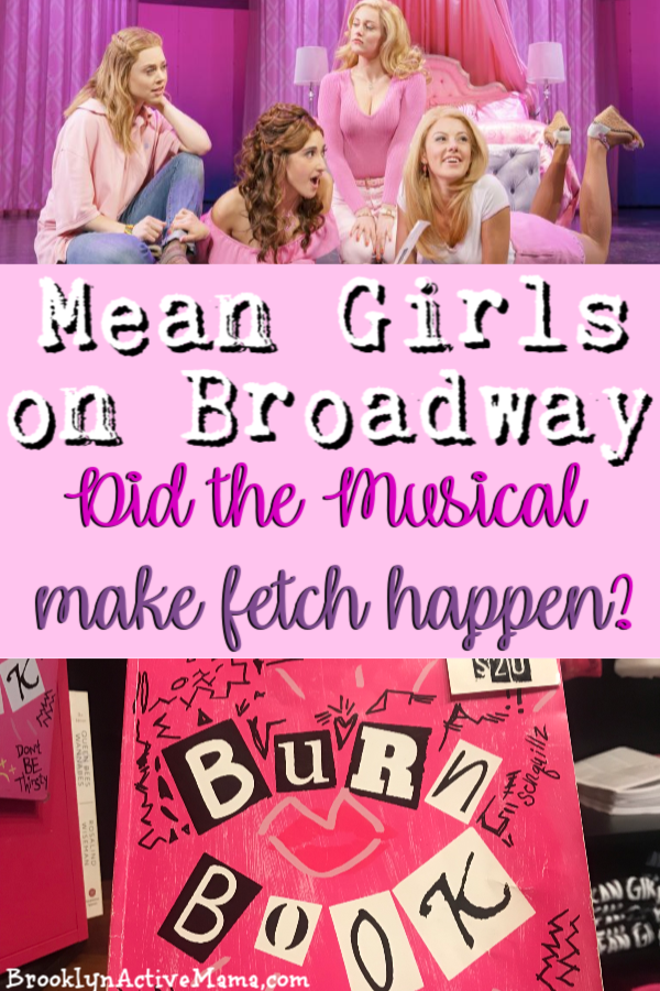 Mean Girls Broadway Review: Did The Musical Make Fetch Happen?