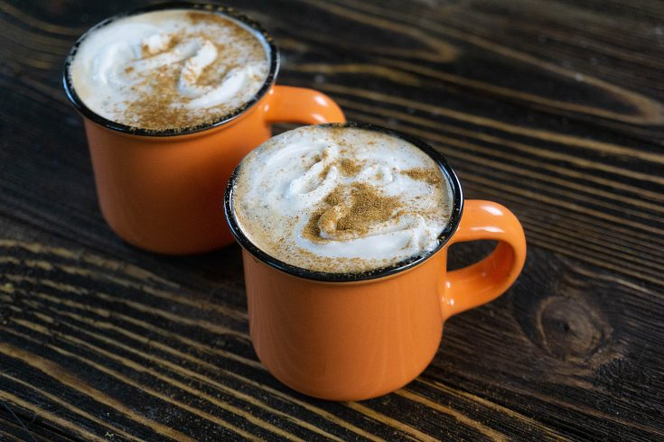 Delicious Fall Drinks: Pumpkin Vanilla Expresso