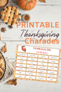 Here are 5 easy Friendsgiving ideas to help you have the best party with your friends including food ideas, games and how to plan the perfect party + free thanksgiving charades for you to download and print for some more fun! #thanksgiving #friendsgivingtips #holiday