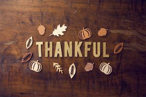 thankful letters with fall cutouts Thanksgiving is such a fantastic time to share what you are thankful for. This interactive and fun thanksgiving gratitude game involves everyone at the table!