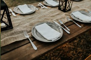 plates on a thaksgiving tableThanksgiving is such a fantastic time to share what you are thankful for. This interactive and fun thanksgiving gratitude game involves everyone at the table!