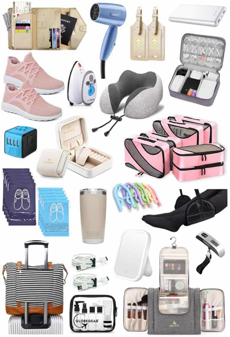 The Best Travel Essentials To Buy On Amazon