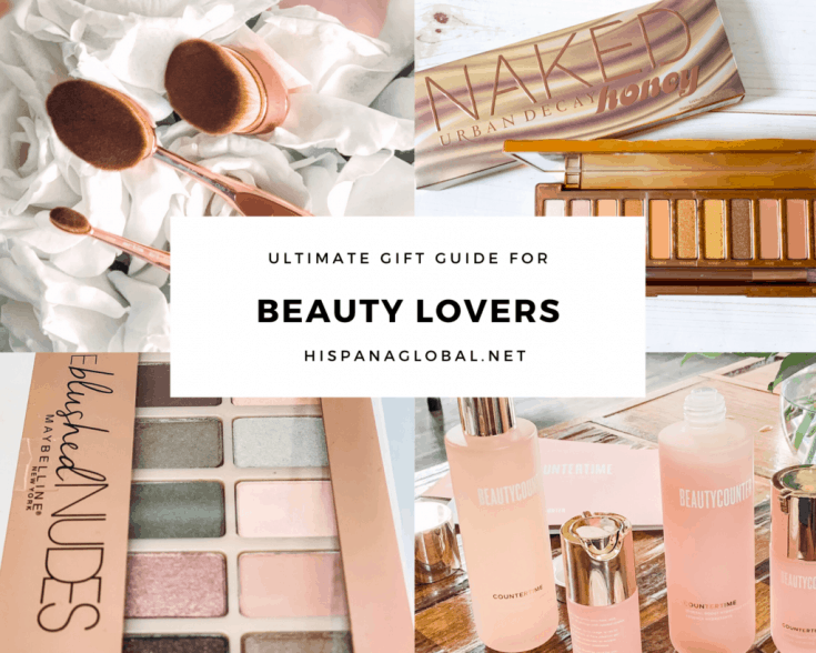 Ultimate holiday gift guide for beauty lovers