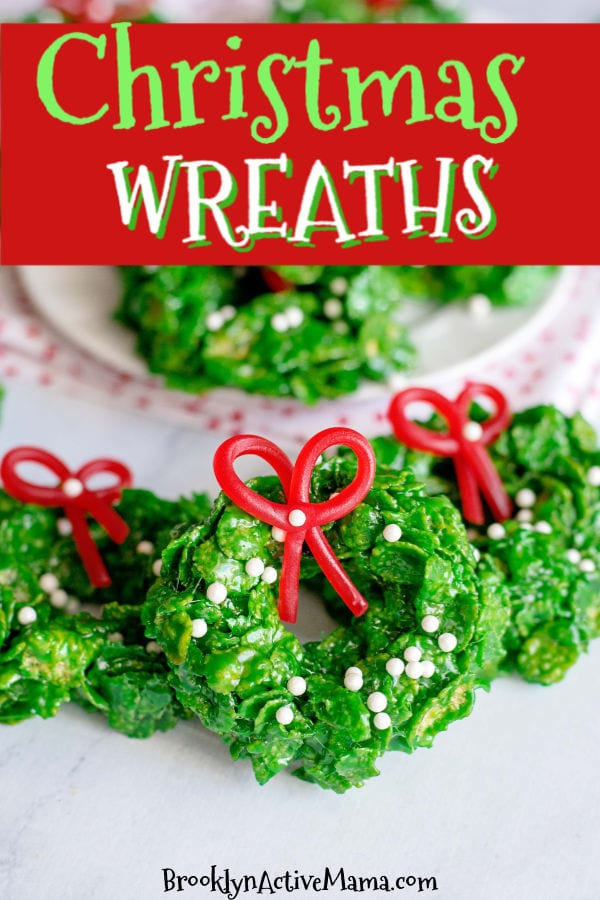 Here are some easy stocking stuffers under $10 that won't break the bank! Plus I'm sharing a fun Christmas Wreaths treat to make with the kids!