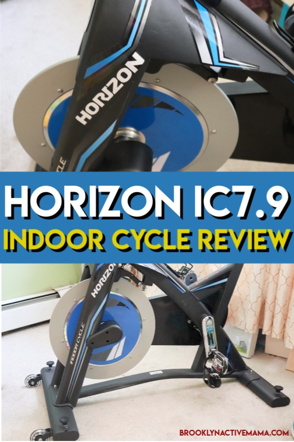The Horizon IC7.9 indoor cycle is one of the hottest indoor spinning bikes on the market! Here is what you need to know about this popular bike.