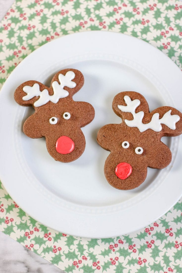 Holiday Baking Fun With Kids: Chocolate Sugar Cookies