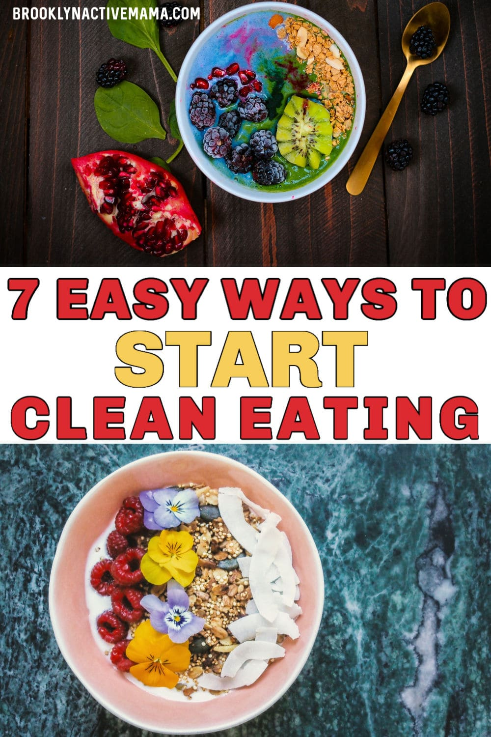 Ready to take the plunge into clean eating but not sure how to get onto it with your hectic lifestyle? Here are 7 tips for clean eating on the go!