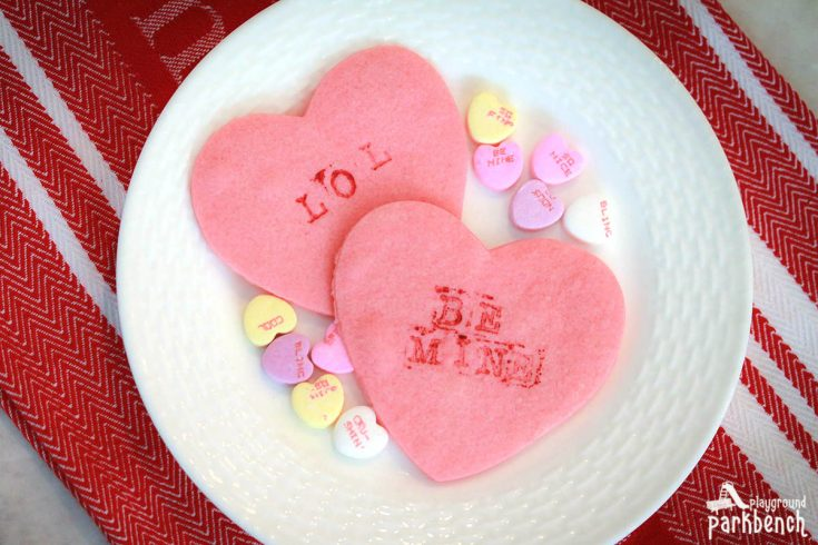 Easy Valentine's Day Cookies For Kids