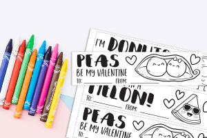 Here are some easy and fun ways to have the BEST Valentine's Day Party for kids! Sharing tips for everything including food, decor, games and more ideas + a free Valentine's Day themed bookmark printable download! #valentinesdayparty #vday #valentinesday #valentinesdaydownload #kidsparties