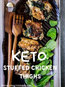 These awesome keto chicken thing and spinach rollups are sure to be a family favorite and be on the table in 30 minutes! This low carb solution is delicious and you get your veggie fix too! #ketorecipes #chickenrecipes #lowcarbrecipes