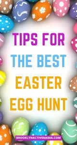 Here are some easy tips to help you have the best easter egg hunt ever! Learn about how many eggs you should use for kids, when you should place them, what types of eggs to use and so much more! You will have an easter egg hunt that no one will forget! Plus a fun easter printable placemat that the kids will enjoy! #easteregghunt #eastergames #egghunt